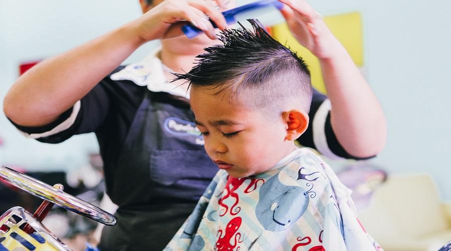 barbershop-kidshaircut-la belle-redfern-waterloo