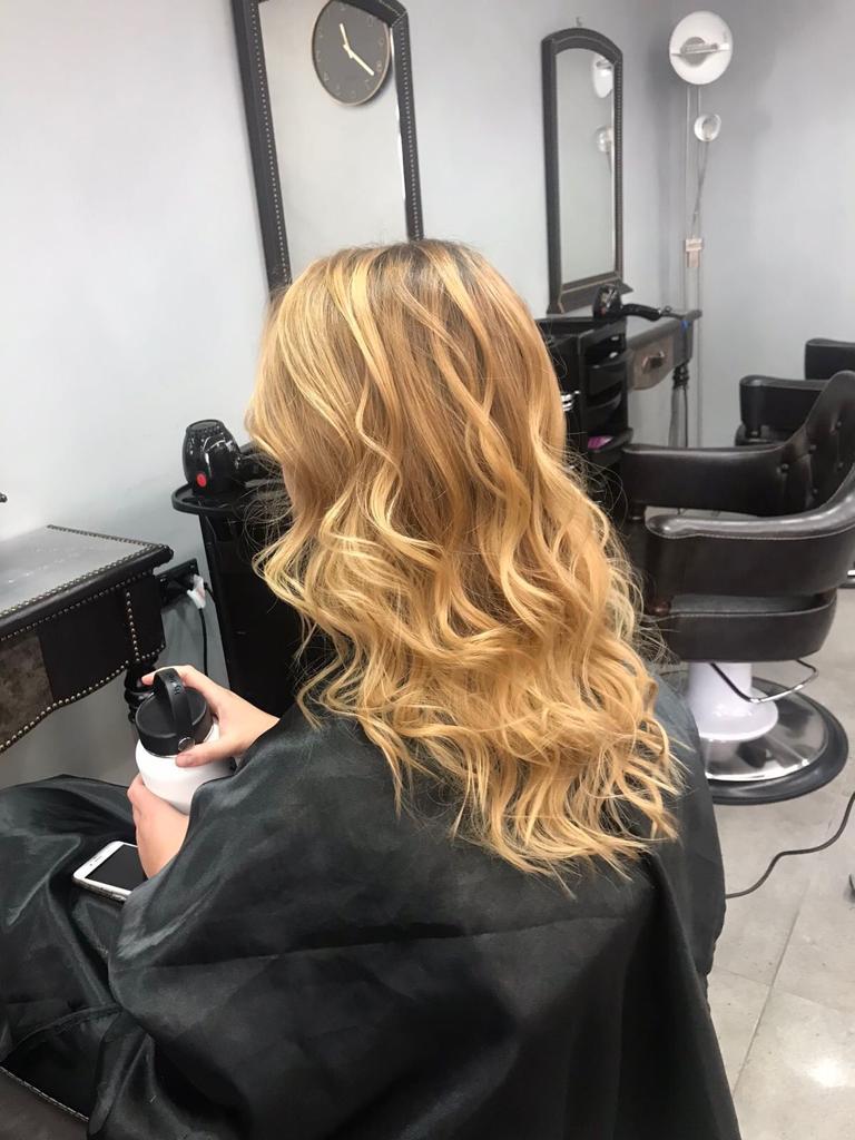 LA BELLE HAIR & BEAUTY ladies special
