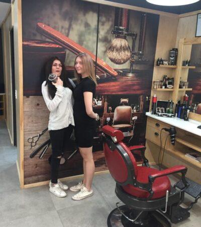 LA BELLE HAIR & BEAUTY happy customer