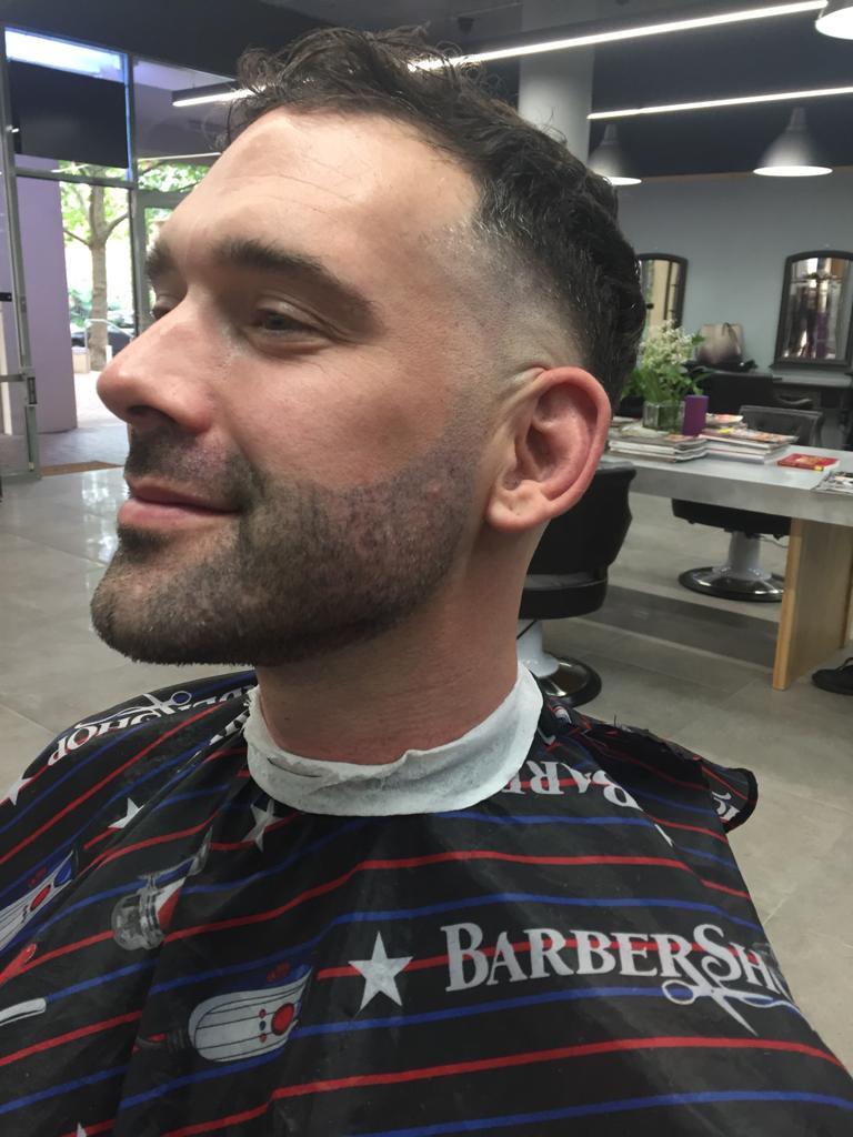 LA BELLE HAIR & BEAUTY Short Beard